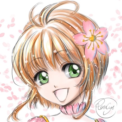 Sakura Kinomoto [Card Captor Sakura Clear Card Arc]